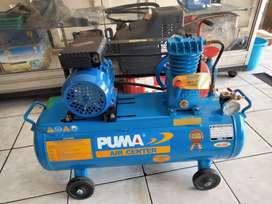 Kompresor puma 1/4 / dinamo