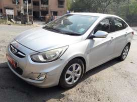 Hyundai Verna 2011-2014 1.6 EX VTVT, 2011, Petrol