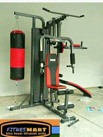 Gym sansak tinju 3sisi ready 99.65 0