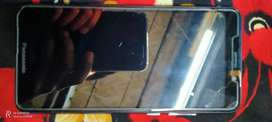 Panasonic P110 like New cndition mobil free New back cover and temperd