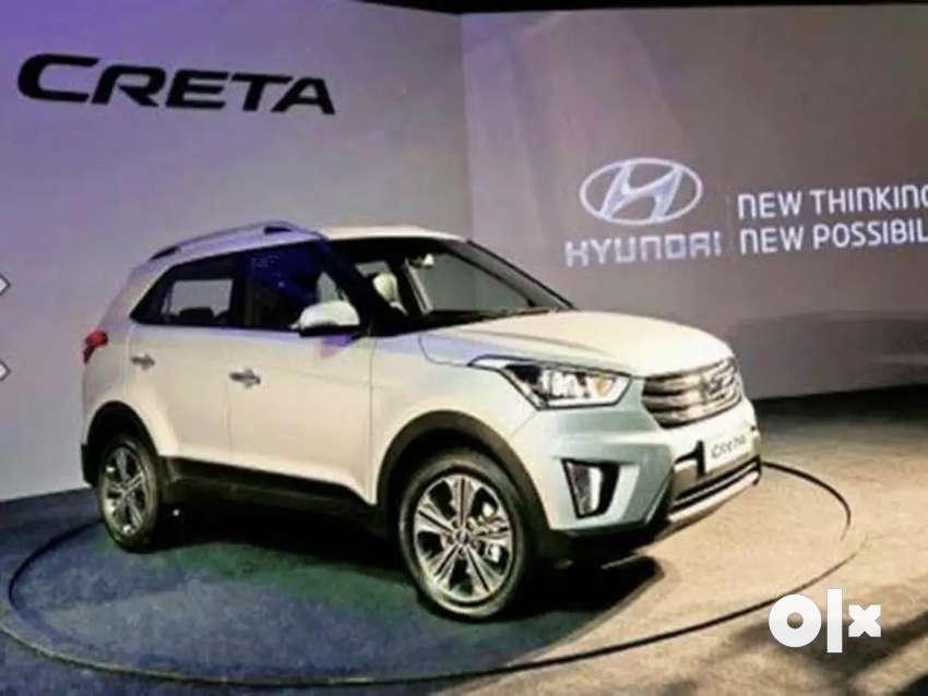 Brand New Showroom Car Hyundai Creta 2021