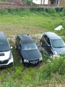 Hyundai accent verna tahun 2003  Rp 25.000.000