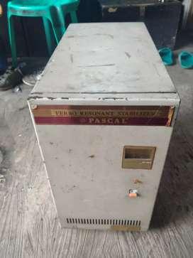 Stabilizer Pascal 15000 watt
