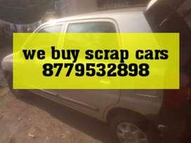 Non working car buyer scrap car buyer