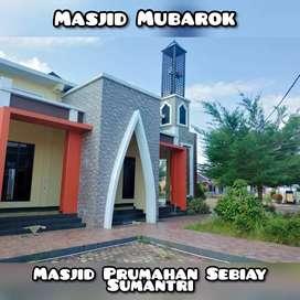 Prumahan Di Area Islamic Senter Kota Bandar Lampung