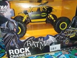 mobil remot rock crawler batman edisi