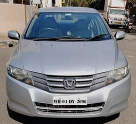 Honda City V Automatic (AVN), 2009, Petrol