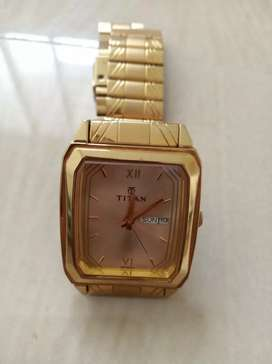 Gents Titan wrist Watch