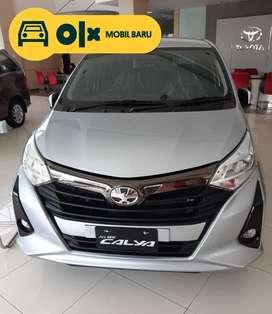 [Mobil Baru] Toyota Calya G Automatic Promo Akhir Tahun 2019