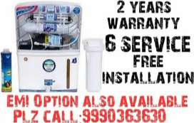 Big sunday sale on new aquafresh ro with 2 years warranty
