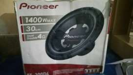 Pioneer box pack woofer