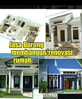 Jasa renovasi bangun rumah