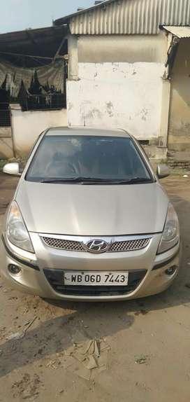 Hyundai I20 i20 Sportz 1.2 BS-IV, 2010, Petrol
