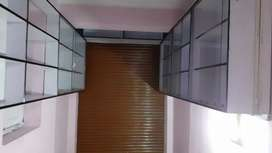 Semi furnished shop for rent in one of the best location