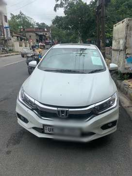 Honda City ZX IVTEC 2019 Petrol Well Maintained
