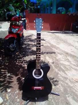 Gitar akustik pemula new