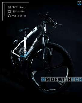 TCH NON FOLDABLE CYCLE WITH 21SHIMANO GEARS COMBINATION