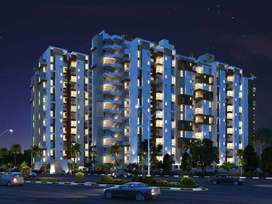 1 BHK Ultra Luxury New Flat For Sale Located At Near Ajmer Road,jaipur