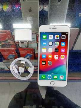 iPhone 6 plus 16gb silver edition