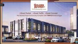 Promo harga perdana Ruko Golden Madrid BSD
