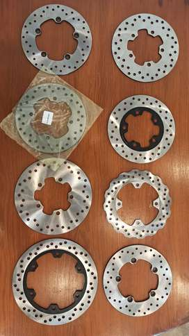 Disc Routers Front Back Discs Available for Yamaha Kawasaki Honda Suzu
