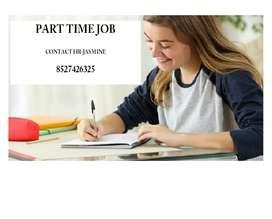 Home base part time job handwriting work