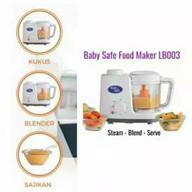 Baby safe food maker LB003