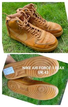 Nike Air Force 1 FLAX