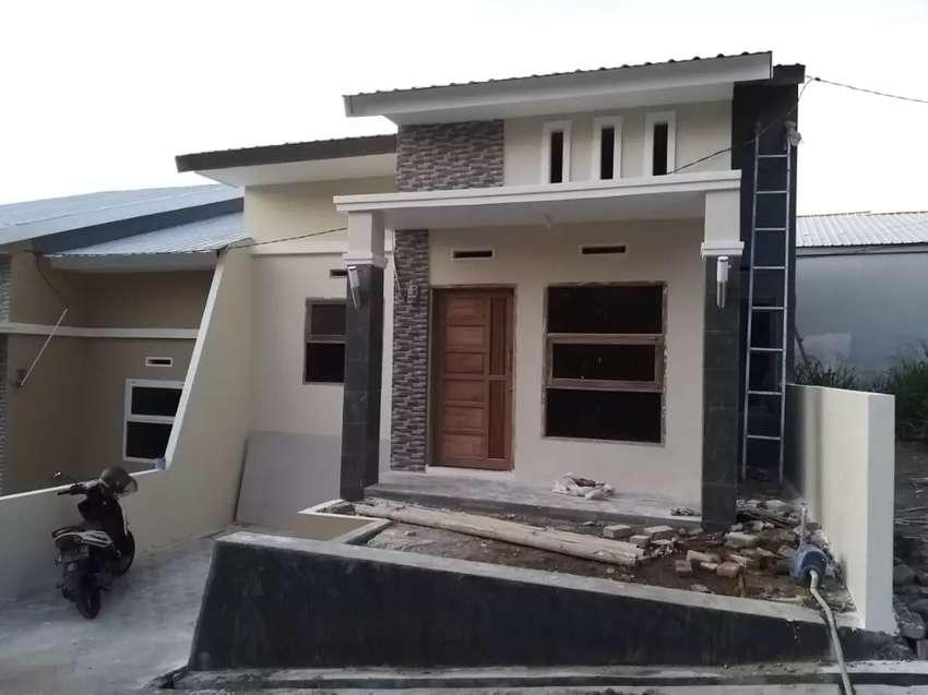 Rumah komersil typ 65 0