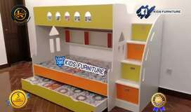 Bunker Bed/ Universal Bunk Bed/ 3 in 1 bed/ Bunk Bed for boys/Boys Bed