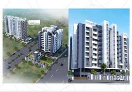 @SUS-Affordable-2 BHK Flats for Sale,Nr Sunny's World.47Lacs ownwards