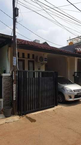 DIJUAL CEPAT.Rumah Kranggan Permai Cibubur. Bebas Banjir