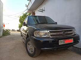 Tata Safari dicor 1st owner good condition vip number