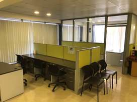 Fully Furnished Office for sale