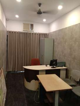 120 Sq Ft fully furnished office on rent - Ground floor Dhimrapur Road