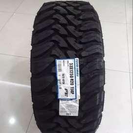 Ban baru Toyo Tires ukuran 33x12.50 R20 OPMT Pajero Fortuner Terrano,.