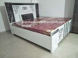 New double bed  with storage  header