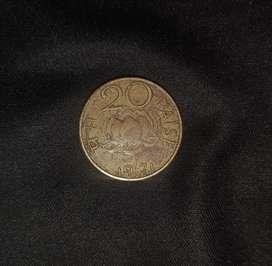 Antique coins(copper coin)