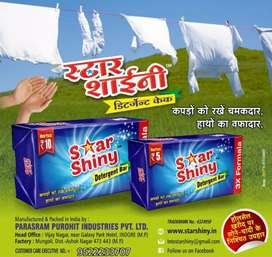 Star shiny detergent company