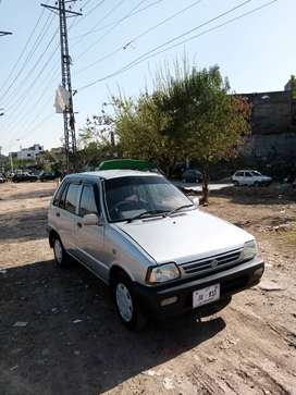 Suzuki Mehran 2005 model islamabad registered, In lush condition