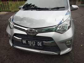 Toyota calya G metic