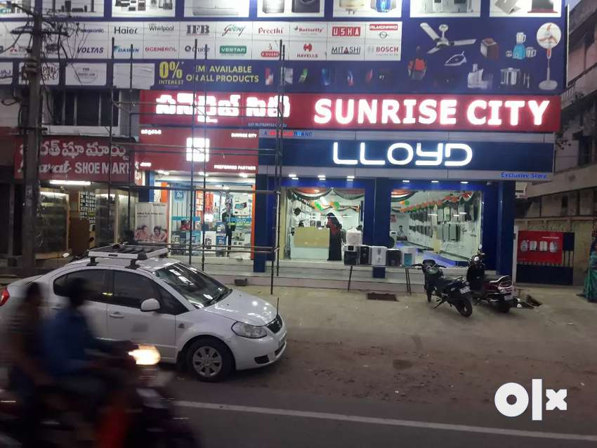 Sales person for sunrise city electronics  store 0