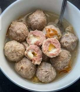 Kursus Resep Bakso & Mie Ayam Sampai Bisa.