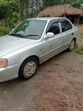 Hyundai accent,2007 model,running condition