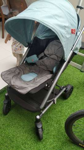 Jual Stroller Bayi Newborn GB Zero C2012