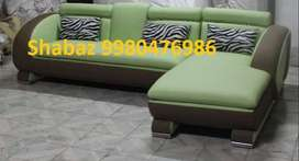 PL30 Corner sofa set with 3 years warranty Cal us