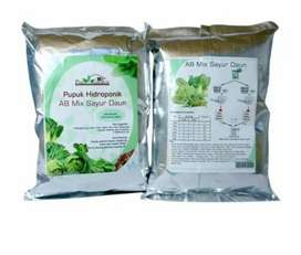 AB MIX hidroponik (sayur , buah , bunga , paprika dan cabe)