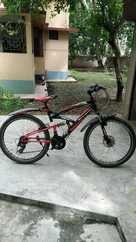 Hero sprint Rx7 gear bicycle