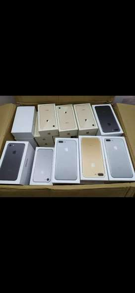 Brand new I  Phone 7 plus  6128  gb available at low prices Fix Price