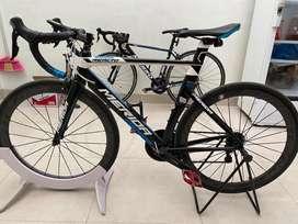 Roadbike merida 400R alloy full gs 105